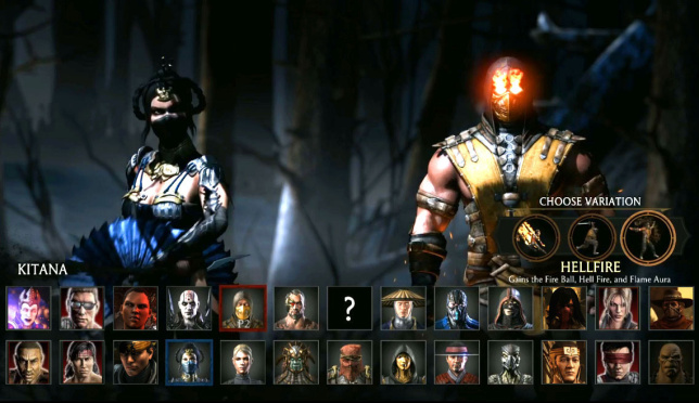 Mortal Kombat X Gameplay