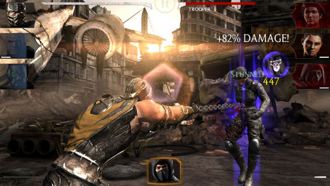 Mortal Kombat X iOS