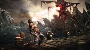 Mortal Kombat X на компьютер