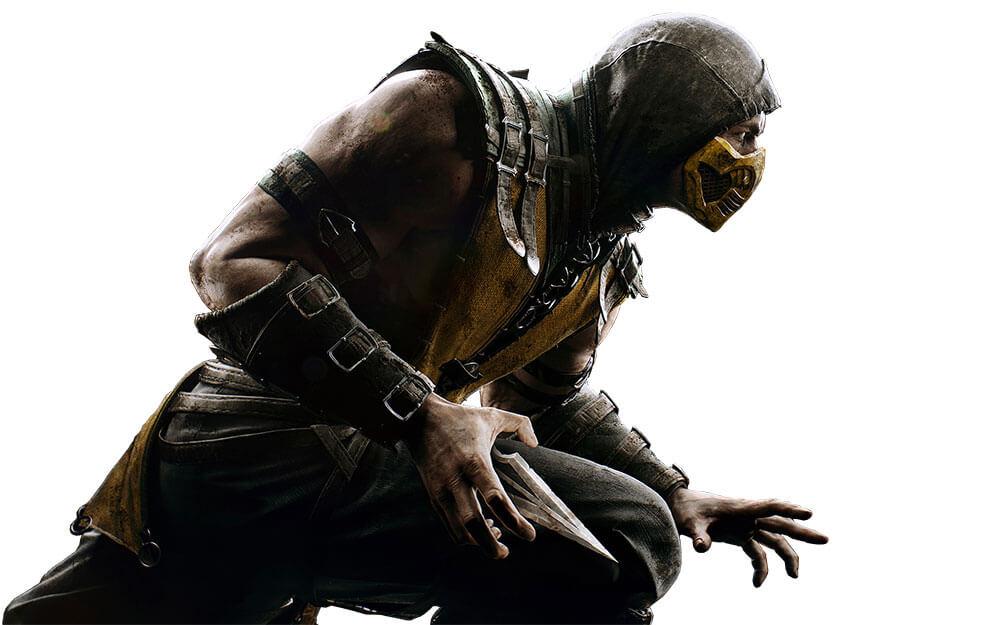Скачать Mortal Kombat X на ПК