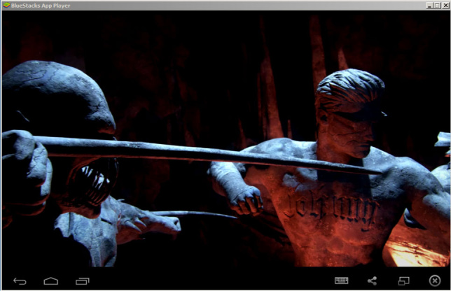 Mortal Kombat X в BlueStacks