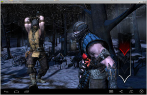 Mortal Kombat X в BlueStacks