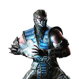 Mortal Kombat X Саб Зиро