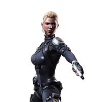 Mortal Kombat X Cassie Cage