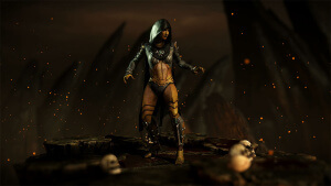 Mortal Kombat X Ди'Вора