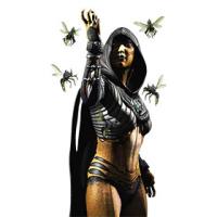 Mortal Kombat X D'Vorah
