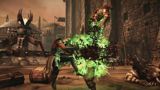 Mortal Kombat X Ермак