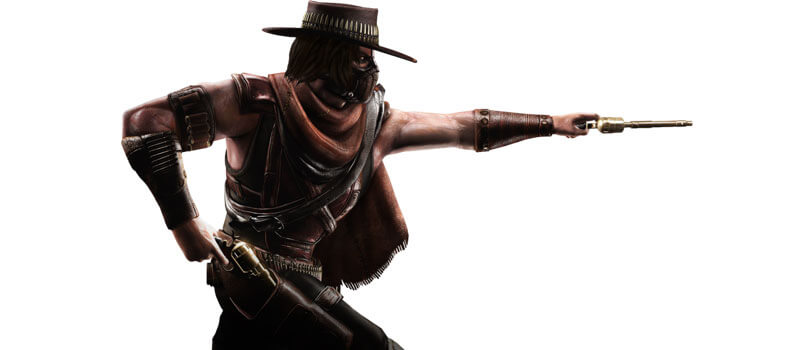 Mortal Kombat X Erron Black