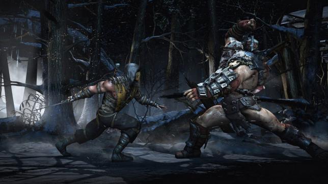 Mortal Kombat X Ферра и Торр