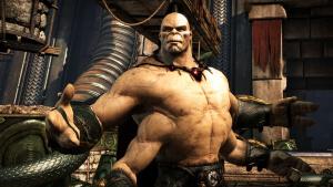 Mortal Kombat X Горо