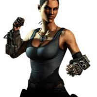 Mortal Kombat X Jacqui Briggs