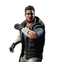 Mortal Kombat X Johnny Cage