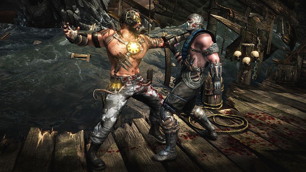 Mortal Kombat X Кано
