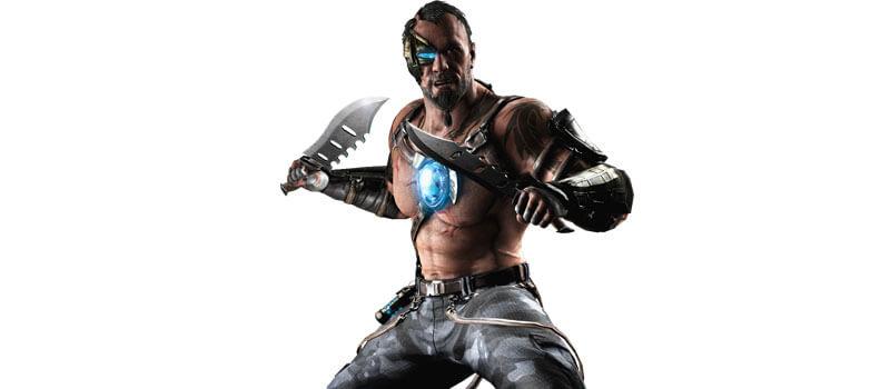 Mortal Kombat X Kano