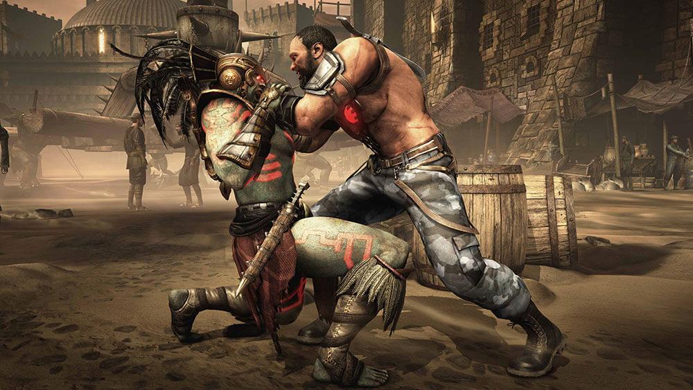 Mortal Kombat X Коталь Кан