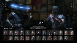 Mortal Kombat X Кунг Лао