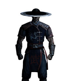 Mortal Kombat X Kung Lao