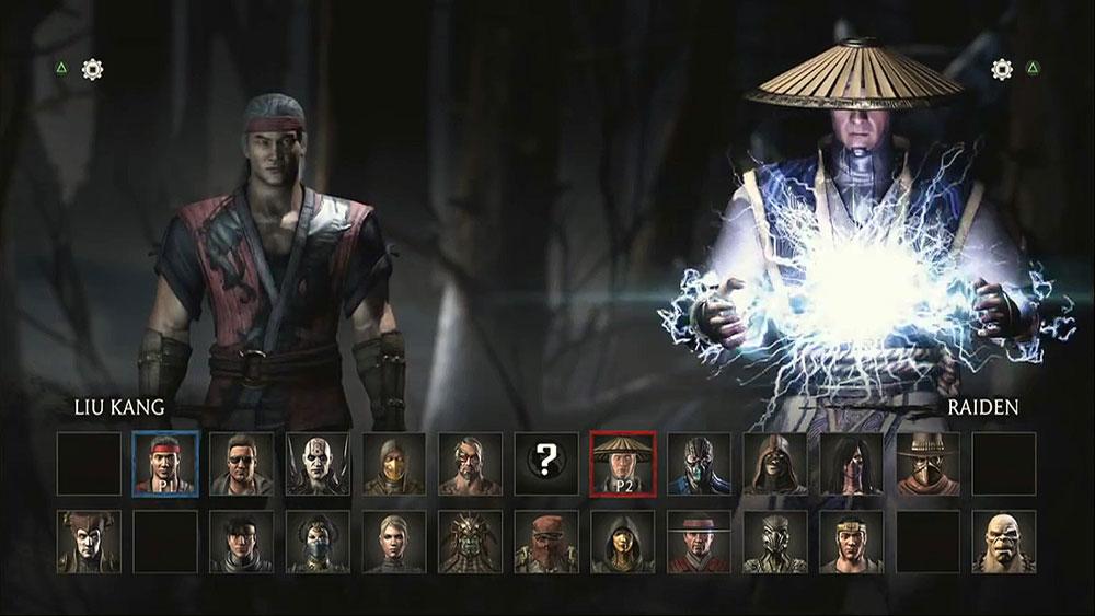 Mortal Kombat X Лю Кенг