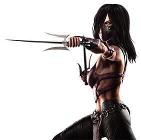 Mortal Kombat X Милина