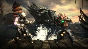 Mortal Kombat X Куан Чи