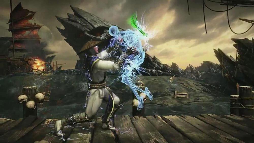 Mortal Kombat X Рейден