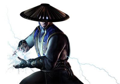 Mortal Kombat X Reiden