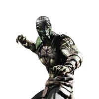 Mortal Kombat X Reptile