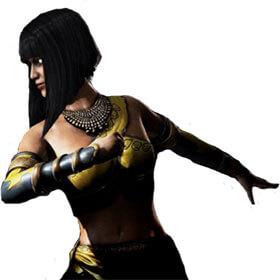 Mortal Kombat X Таня