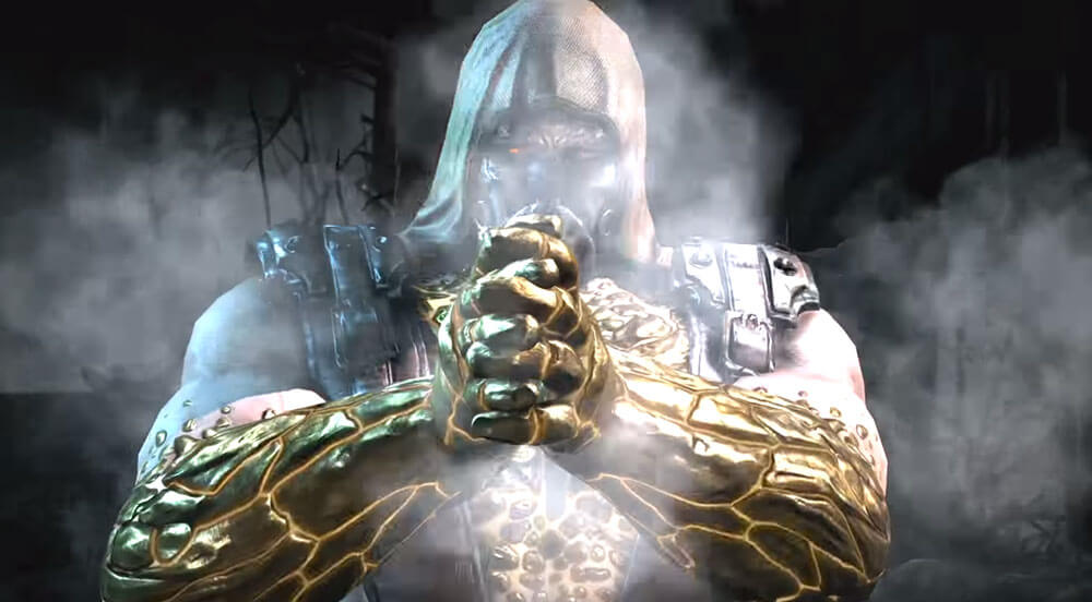 Mortal Kombat X Тремор